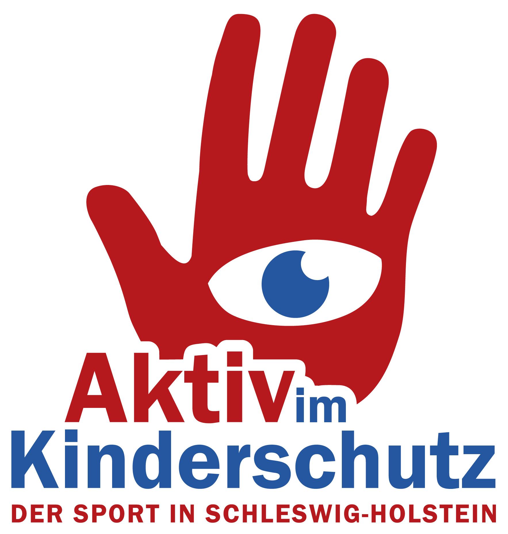 Aktiv im Kinderschutz - Der Sport in Schleswig-Holstein!